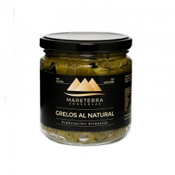 Grelos al natural - 350 ml